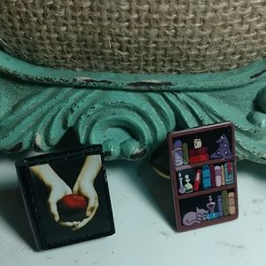 Jewelry - Twilight and Harry Potter Rings